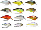 Lucky Craft Silent LC 1.5 Squarebill Crankbait - Assorted Colors