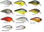Lucky Craft Silent LC 1.5 Squarebill Crankbait - Choice of Colors