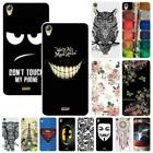 For Infinix Hot Note X551 Soft Gel Case Cover Love Girl Blossom Mask Elephant