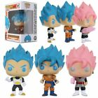 Dragon Ball Z: Super Saiyan God Goku Vegeta PVC Action Figure Toy Gift in Box US