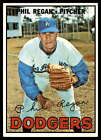 1967 Topps Baseball #103-183 - Pick Your Card - Each Card Scanned Front and Back