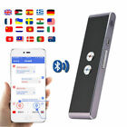Portable Bluetooth Wireless Smart Real Time 16 / 30 Language Voice Translator