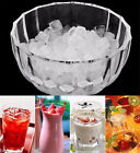 Home Ice Cubes Mold Frozen Cube Bar Pudding Plastic Tray Mould Kitchen Tool