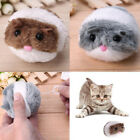 Interactive Funny Plush Fur Mouse Shake Mouse Cat Toy Pet Little KittenToys