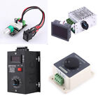 PWM DC Motor Speed Controller Switch Variable Regulator 3A 10A 20A 30A 6V-90V UK