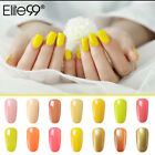 Elite99 Nail Gel Polish Yellow Color Ranges UV Lacquer No Wi