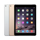 Apple iPad Air 2 16GB Verizon Wireless WiFi 4G LTE iOS 2nd Generation Tablet