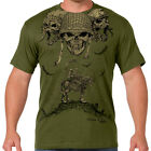 designs for t shirt - 7.62 DESIGNS GHOSTS OF WAR  T SHIRT CLOTHING FOR PATRIOTS AND MEN OF ARMS  MEN'S