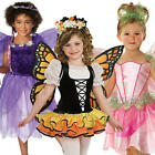 Fairytale Pixie Girls Fancy Dress Book Week Character Kids Child Costume Outfits