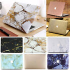 "Silky Leather Gold/ Marble/ Matte Hard Case for MacBook Pro 15"" A1286 w/ CD-Rom"