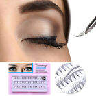Makeup Beauty C Eyelash Kit Thick Long Individual False Eyelashes Extension Kit