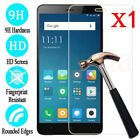 2PCS Tempered Glass Screen Protector Guard Film Shield For Xiaomi Various Model