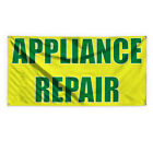 Appliance Repair #1 Advertising Printing Vinyl Banner Sign With Grommets photo