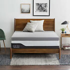 LUCID Bamboo Charcoal Memory Foam Mattress Topper - Returned, Out of Package OOP image