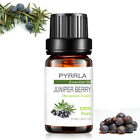 10ml Essential Oil 100% Pure & Natural Aromatherapy PYRRLA Essential Oils Aroma