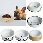 Durable Pet Dogs Cats Feeder Cat Dog Pet Feeding Bowl Water Dish Feeder Portable