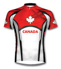 Primal Wear Canada Cycling jersey Men's Short Sleeve with Socks