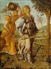Art Photo Print - Return Of Judith To Bethulia - Sandro Botticelli 1445 1510