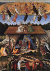 Photo/Poster - Mystic Nativity - Sandro Botticelli 1445 1510