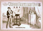 Photo Print Vintage Poster: Stage Theatre Flyer Whose Baby Are You 10