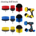 3Pcs/Set Tile Grout Power Scrubber Cleaning Drill Brush Tub Cleaner Combo 3 Size