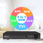 KKmoon 4CH/8CH/16CH 1080P Hybrid AHD DVR 5-in-1 Digital Video Recorder P2P Cloud