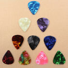 10/20pcs Thin Guitar Picks 0.46mm Anti-Slip Plectrum Acoustic Electric Guitar