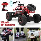 4WD RC Monster Truck Off-Road Vehicle Remote Control Buggy Car Toy Gift Electric