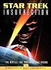 STAR TREK INSURRECTION (DVD, 2005, 2-Disc Set, Special Collectors Edition) NEW on eBay