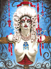 Sacrifice by Shayne of the Dead Bohner Canvas or Paper Rolled Art Print
