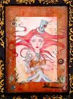 Lady Memoria by Heather Younger Canvas or Paper Rolled Art Print