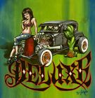 Heidi Deluxe by Big Toe Canvas or Paper Rolled Art Print
