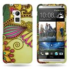 Hard Slim Custom Design Snap On Phone Cover Case For HTC One Max T6