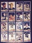 1980-81 OPC PITTSBURGH PENGUINS Select from LIST NHL HOCKEY CARDS O-PEE-CHEE $2.13 CAD on eBay