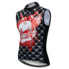 Cycling Jersey Weimostar 2018 Team Sport Sleeveless Bicycle Vest MTB Cycling Top