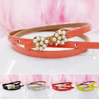 Внешний вид - Bow Belt Candy Colors Toddler Children Color Buckle Newly Colorful Child Girl