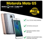 Motorola Moto G5  -16/32GB - Grey/Gold/Blue - (UNLOCKED/SIMFREE) Smartphone