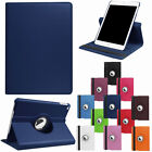 New Ipad Cover 360 Rotation Stand Case For Ipad 234 Air Mini 9.7 5th/6th Gen Pro