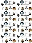 James Bond Personalised Birthday Gift Wrapping Paper ADD NAME CHOOSE BACKGROUND $4.48 USD on eBay