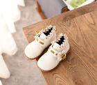 NEW Cute Baby Kids Toddler Infant Girls Flats Wedding Party Princess Shoes Gift