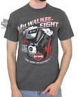 Harley-Davidson Mens Milwaukee-Eight Heartbeat Charcoal Short Sleeve T-Shirt $9.99 USD on eBay