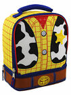 Toy Story Woody Kids Soft Dual Compartment Insulated School Lunch Box S19DY40586