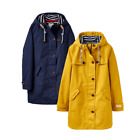 Joules Coast MID LENGTH Waterproof Hooded Jacket