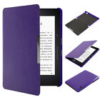 Ultra Slim Magnetic Leather Smart Case Cover For Amazon Kindle Voyage