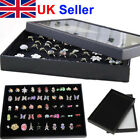 100 Earring Ring Jewellery Display Storage Box Tray Show Case Organiser Holder Y