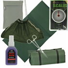 NGT Unhooking Mat Weigh Sling Scales Antiseptic Spray Forceps Carp Fishing