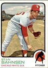 1973 Topps Baseball #1 - #60 Complete your set. Pick your card.