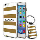 Personalised Strong Case Cover & Personalised Keyring For Mobiles - B18