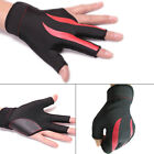 Snooker Pool Billiard Glove Cue Spandex 3Fingers Glove Left Right Handed Hot $2.91 USD on eBay