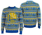 Forever Collectibles NBA Men's Golden State Warriors Aztec Ugly Sweater on eBay